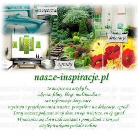 Dom, Ogród, Pomysły, Dekoracje - www.nasze-inspiracje.pl