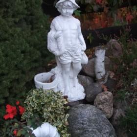 Ogródek..