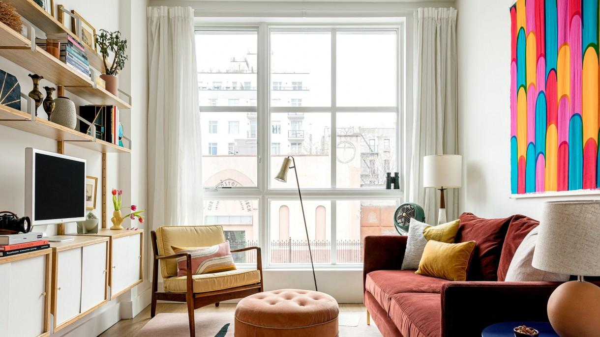 Domy i mieszkania, Mieszkanie, które łączy klasykę z nietypowymi znaleziskami