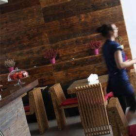 Realizacja projektu aranżacji kawiarni Nowy Sącz
