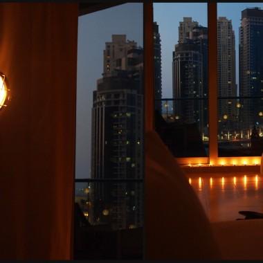 wieczornna panorama
