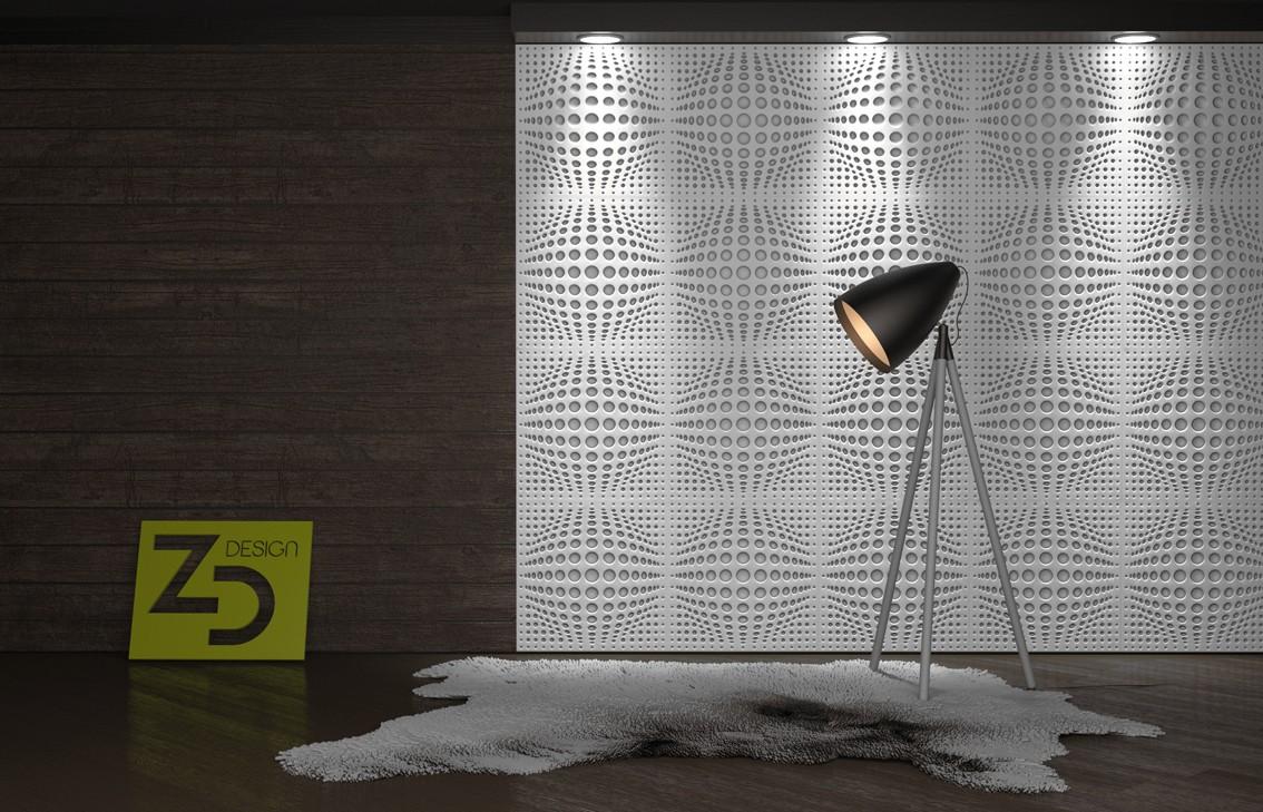 Pozostałe, Panele ścienne 3D firmy ZD Design - Panel 3d GALAXY firmy ZD Design