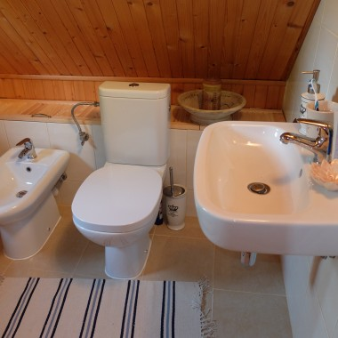 łazienka dom pod dębem