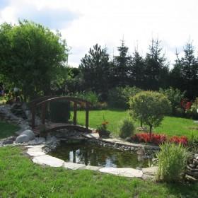Ogród rodziców
