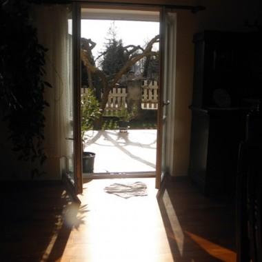 Letni pokój czyli salon pod chmurką