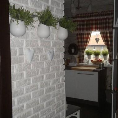 Inne wejście do kuchni