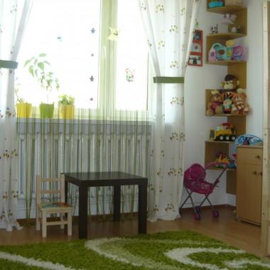 Pokój mojej córci...