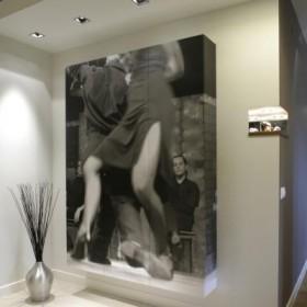 Zdjęcie 3d na ścianie