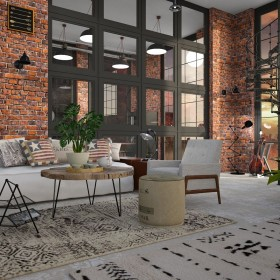 Mieszkanie w stylu amerykańskim – porady i garść inspiracji