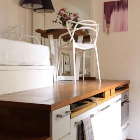 Baaardzo małe mieszkanie