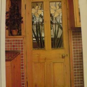 Piękne drzwi