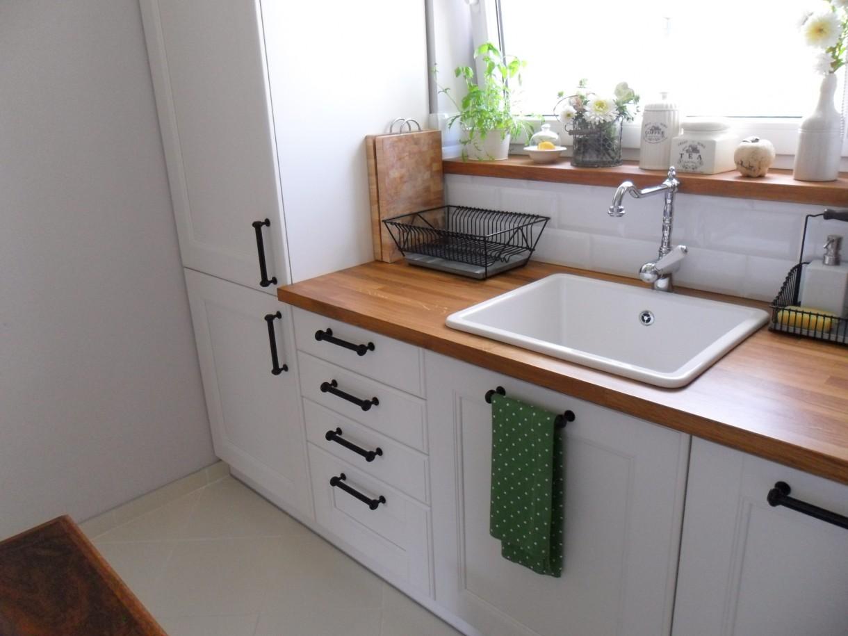 Zdjęcie 1039 W Aranżacji Moja Malutka Kuchnia I łazienka