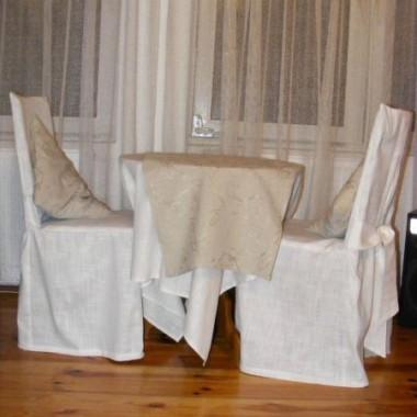 Pokrowce na krzesła