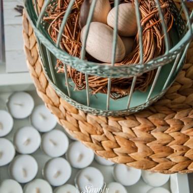 Wielkanoc w moim domu: http://simplyhomeabout.blogspot.com/2015/04/wiosna-w-domu-zima-za-oknem-czyli-ida.html
