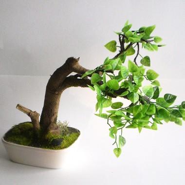 Sztuczne drzewka bonsai (bonsai zokei)