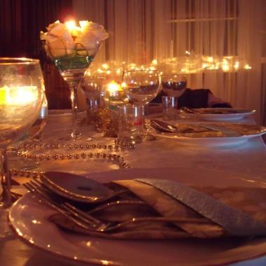 Stoliczku nakryj się - Czyli mój sposób na dekoracje stołu.