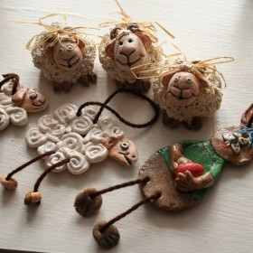 Wielkanocne ozdoby handmade