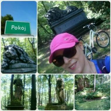 Obecnie trwa rewitalizacja zdewastowanego parku! ...i wszystkie posągi zdemontowane. Fotka z zeszłego roku &#x3B;)