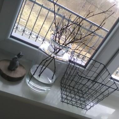 W domu w przeciwieństwie niż w życiu-drobne zmiany. Ciągnie mnie w drzewo,wikline ,kolory natury Zapraszam
