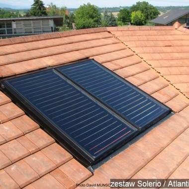 zestaw solarny Solerio - Atlantic Polska