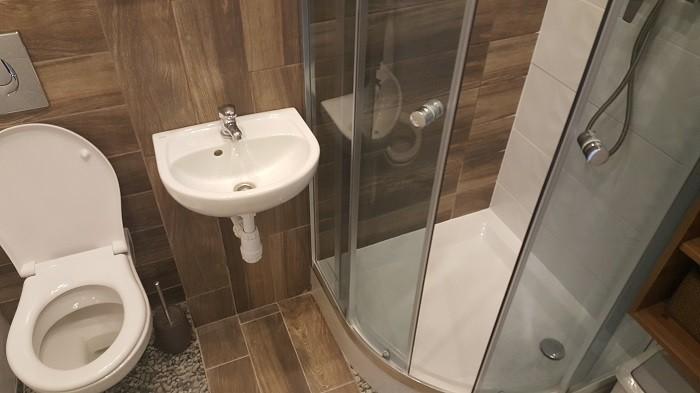 Łazienka, Remont łazienki - szybka akacja