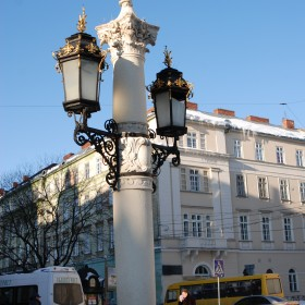 Spacerkiem po Lwowie