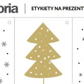 Etykiety na prezenty od Deccoria.pl
