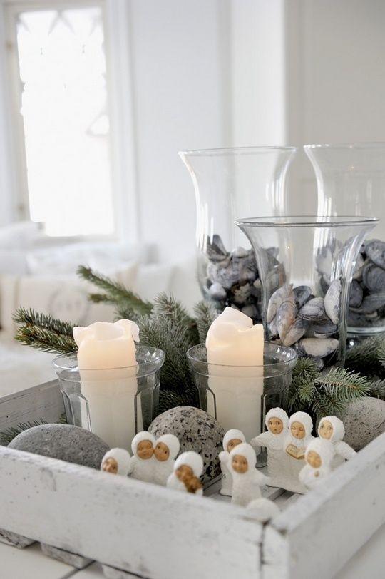 Dekoracje, Święta na szwedzkiej prowincji