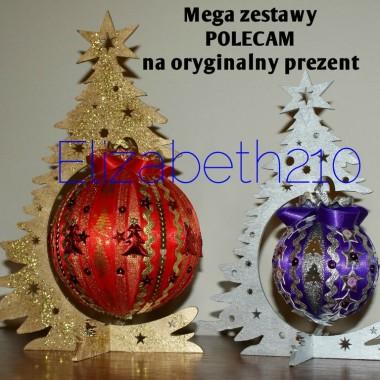 Dekoracje na Boże Narodzenie -bombki, zestawy, choinki