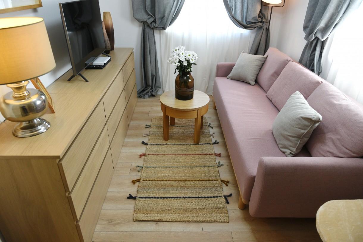 Pomysł na salon - inspiracje z programu Nasz Nowy Dom