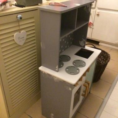 kuchnia Lenki , renowacja