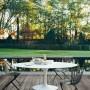 Ogród, Klasyki designu w ogrodzie - Dlatego wysokiej jakości meble Knoll są wolne od wpływu chwilowych mód. Są to meble kupowane na całe życie.