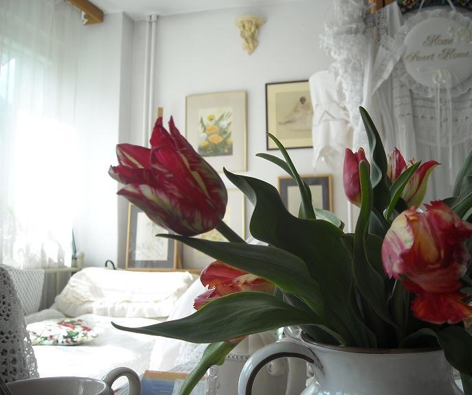 Pozostałe, Jak zmieniało się moje mieszkanie.................. - .................i obrazki................