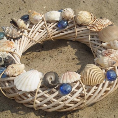 ...............i wianek na plaży...............