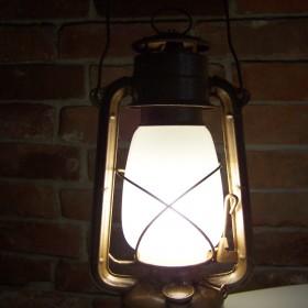 Stara lampa w nowej odsłonie