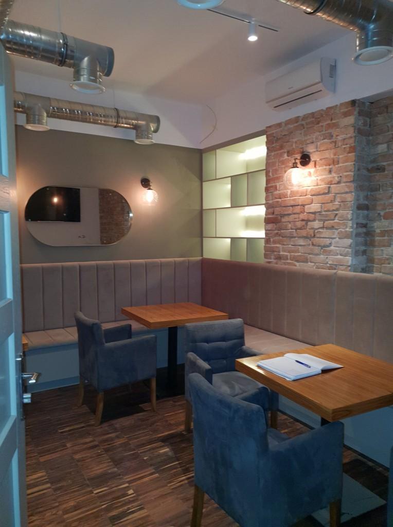 Pozostałe, wyposażenie restauracji Warszawa R.Sowa
