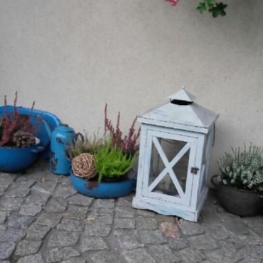 mała zmiana.. ogród musi się zmieniać :)
