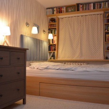 Metamrfoza kiszki w sypialnię
