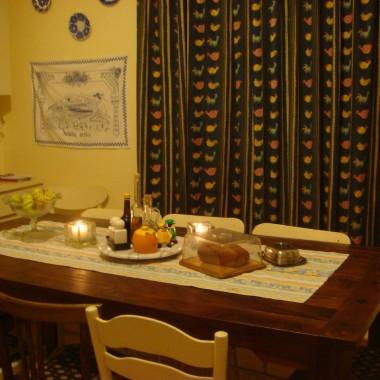 Wiejska kuchnia i dynie