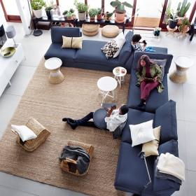 Sofa jako centrum rozrywki
