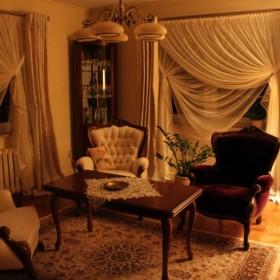 mój nowy salon