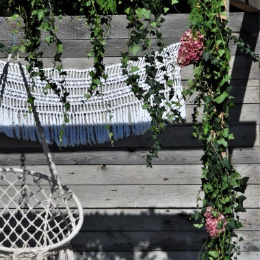 aranżacja w ogrodzie