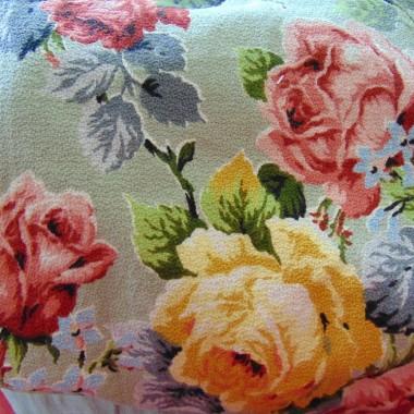 ................i torba na zakupy w róże...............