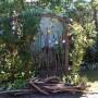 """Ogród, Nieśmiała jeszcze jesień - ta instalacja powstała z """" nudów"""""""