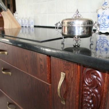stary kredens w nowej kuchni-tylko gdzie on JEST?