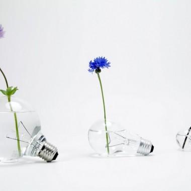 Co zrobić z niepotrzebnymi żarówkami? a przy okazji wnieść do swojego wnętrza odrobinę wiosennego klimatu.. Mamy kilka pomysłów! sami zobaczcie