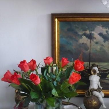 ................i bukiet róż.................