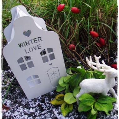 Zimowe przebierania nadchodzą małymi kroczkami &#x3B;