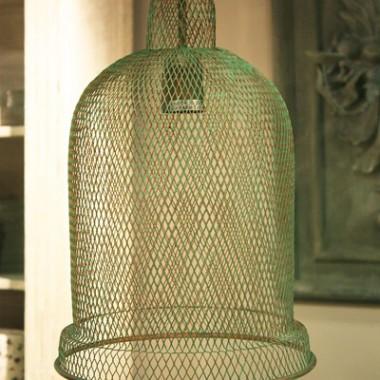 cudowne lampy w starym stylu i z naturalnego drewna z wobeline.pl