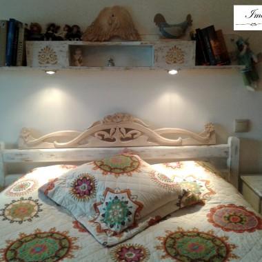 Sypialnia i ornamenty